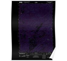 Maine USGS Historical Map Cunliffe Islands 20110906 TM Inversion Poster