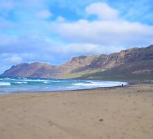 Lanzarote: Life is like surfing by RubenW