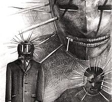 Slipknot - Craig Jones by Alleycatsgarden