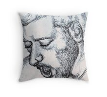 Jonny Throw Pillow