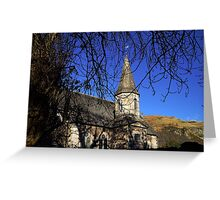 Logie Kirk Greeting Card