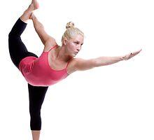 Yoga Calendar by Larry Varley