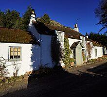 Lovely Scottish Cottage by Jeremy Lavender Photography