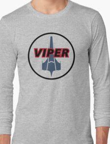 Battlestar Galactica - Viper Mark II  Long Sleeve T-Shirt