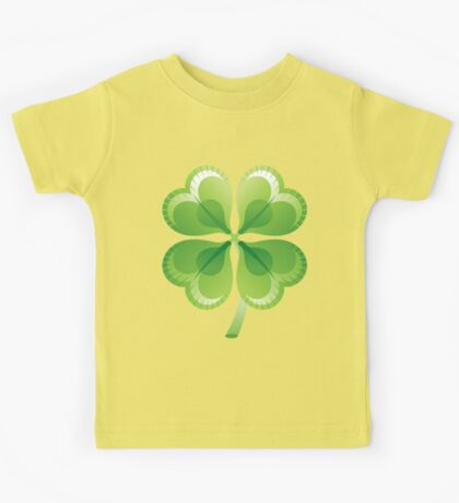 Shamrock - St Patricks Day Kids Tee