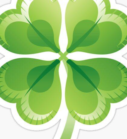 Shamrock - St Patricks Day Sticker