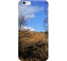Ochil Hills iPhone Case/Skin