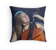 Rachael McShane Throw Pillow