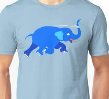 Loch Ness Elephant Theory Unisex T-Shirt