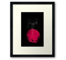 Freedom of the Soul Framed Print