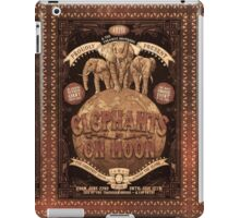 ELEPHANTS ON MOON iPad Case/Skin