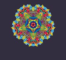 Psychedelic jungle kaleidoscope ornament 36 Unisex T-Shirt