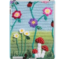 Garden of Imagination Toadstools iPad Case/Skin