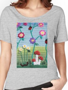 Garden of Imagination Toadstools Women's Relaxed Fit T-Shirt