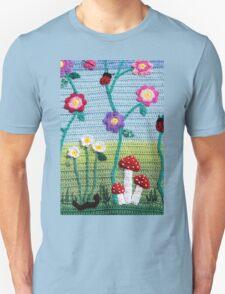 Garden of Imagination Toadstools Unisex T-Shirt