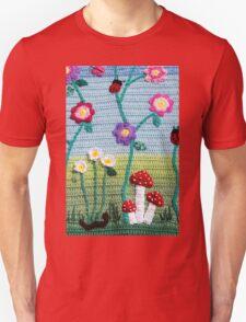 Garden of Imagination Toadstools T-Shirt