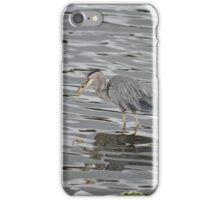 Blue Heron 2 iPhone Case/Skin