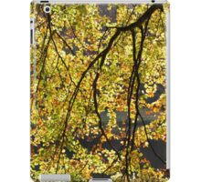 Backlit Leaves iPad Case/Skin
