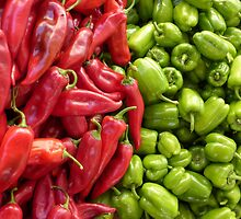 Chillies by franceslewis