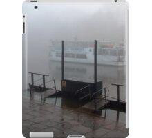 Mark Twain Showboat on the Dee River  iPad Case/Skin