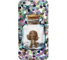 Sackboy Trapped  iPhone Case/Skin