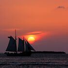 sailing as the sun sets by 1busymom