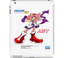 Freedom Fighters 2K3 Amy iPad Case/Skin