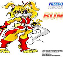 Freedom Fighters 2K3 Bunni by TakeshiMedia