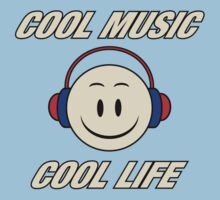Cool Music Cool Life  by tenerson