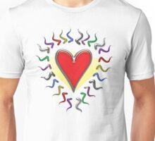 Corazon Unisex T-Shirt