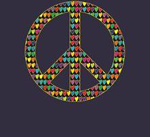Colorful Peace Unisex T-Shirt