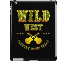 Wild West  iPad Case/Skin