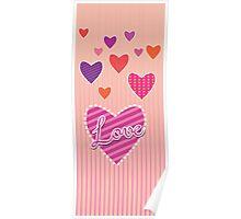Heart full of love ! Poster