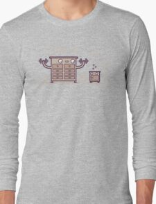 Chest of drawers Long Sleeve T-Shirt
