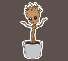 Cute baby Groot Kids Clothes