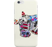 cow in new york  iPhone Case/Skin