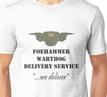 Foehammer Delivery Service Unisex T-Shirt