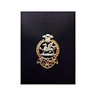 Queens Regiment Cap Badge by xtramileart