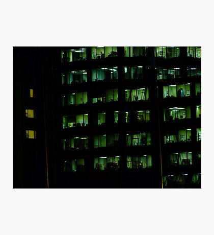 After Hours Photographic Print