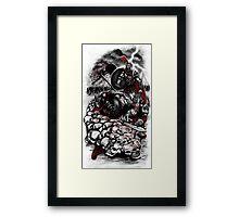 Ares Framed Print