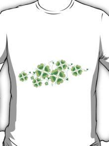 Clovers - St Patricks Day T-Shirt