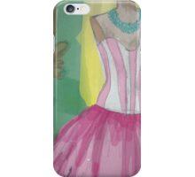 Princess dress iPhone Case/Skin