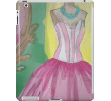 Princess dress iPad Case/Skin
