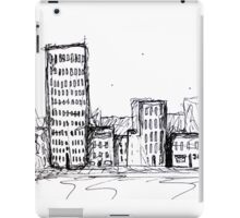 The Street. iPad Case/Skin