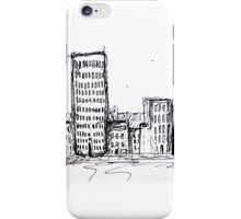 The Street. iPhone Case/Skin