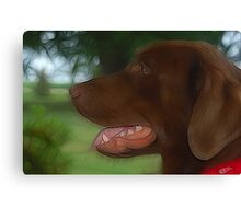 Clyde Canvas Print