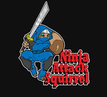 Ninja Attack Squirrel (DARK) T-Shirt