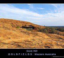 Cave Hill - Goldfields - Western Australia by Daniel Fitzgerald