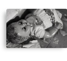 Broken doll p2 Metal Print