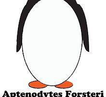 Aptenodytes Forsteri by jauntee